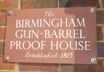 The Birmingham Proof House Main